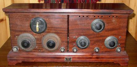 Stone Vintage Radio Museum - Antique Radios, Wireless, Crystal Sets