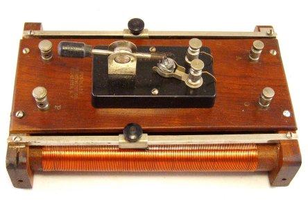 vintage crystal set radios